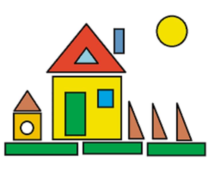 Kwadraty i trójkąty