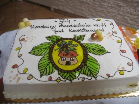 Urodziny naszego Przedszkola