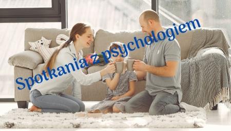 Spotkania z psychologiem