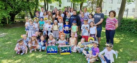 Niebieski projekt- Poznajemy mieszkańców Bałtyku