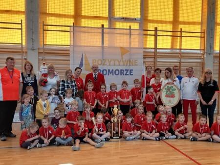 Olimpiada Przedszkolaka 2021
