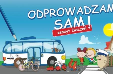 Od 3 kwietnia staramy się przychodzić do przedszkola pieszo lub przyjeżdżać  środkiem innym niż samochód.