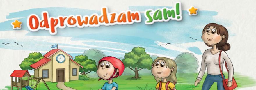 VII edycja kampanii dla gdyńskich przedszkoli pn.,,Odprowadzam Sam