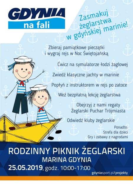 Rodzinny Piknik Żeglarski