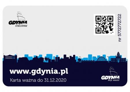 System ewidencji czasu pobytu dzieci w przedszkolu- Karta Mieszkańca Gdyni