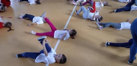 Mini olimpiada przedszkolaka