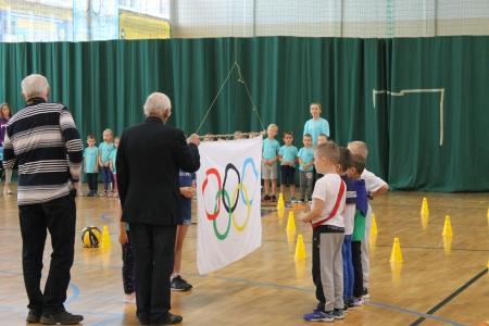 VI Olimpiada Przedszkolaka w CKZiU nr 2