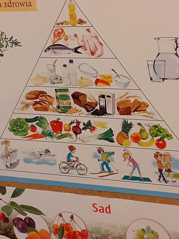 Poznajemy zdrową żywność różnymi zmysłami