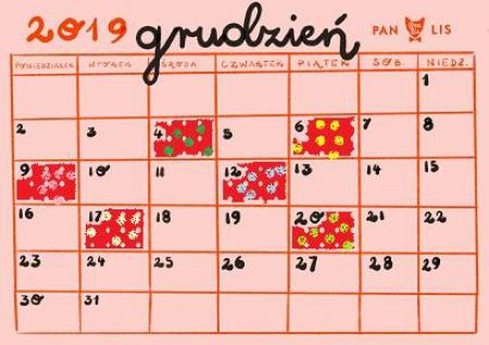 Ważne daty w grudniu