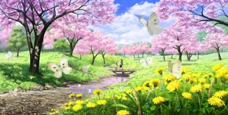 Kolorowa wiosna