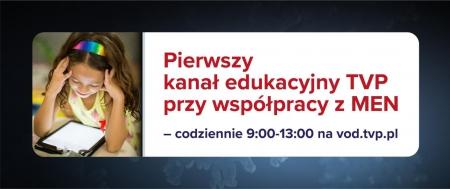 Kanał edukacyjny w TVP