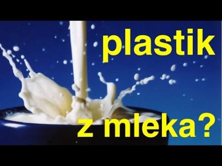 Plastik z mleka