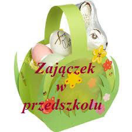 Spotkanie z Zajączkiem Wielkanocnym