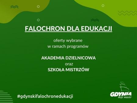 Falochron dla edukacji-wybrane oferty
