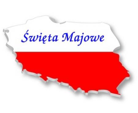 POLSKA - ŚWIĘTA MAJOWE